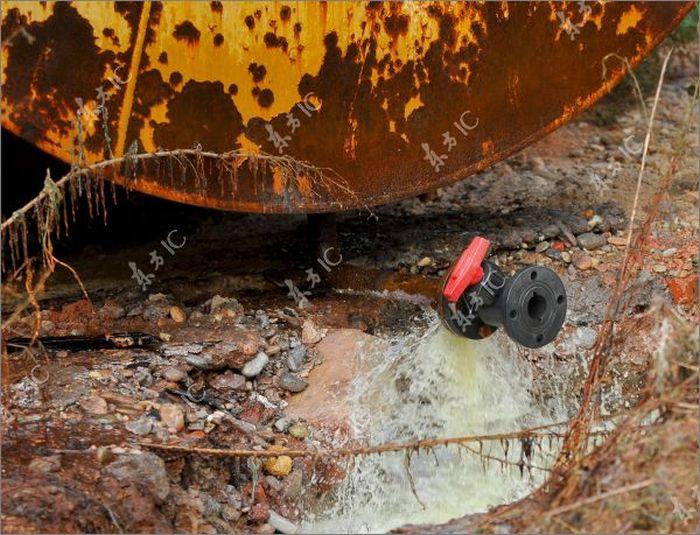 Acid Leak in China (13 pics)