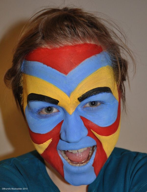 Cute Face Paintings (48 pics)