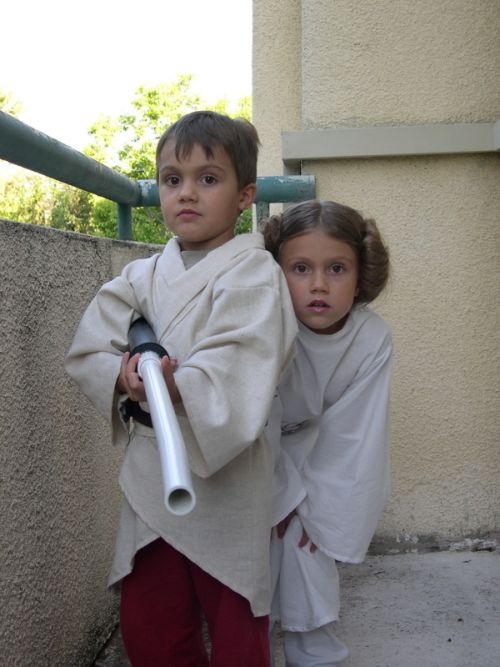 Adorable Pictures of Kids in Star Wars Costumes (15 pics)