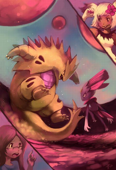 Los Mejores Pokemon...