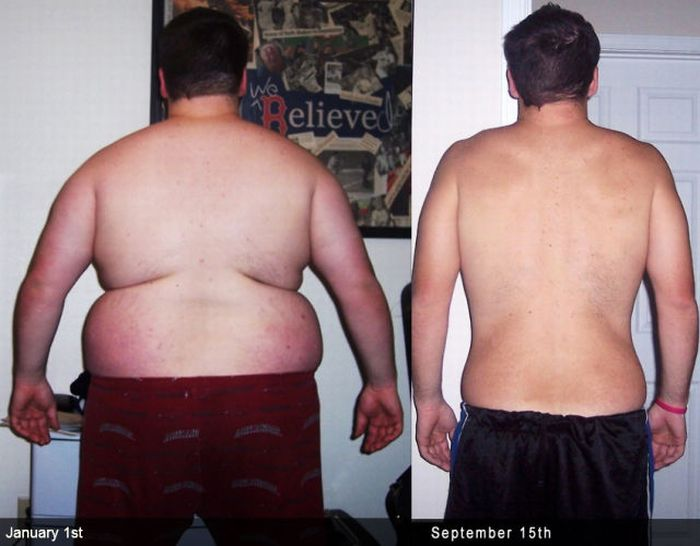 Weight Loss Success Story (48 pics + video)