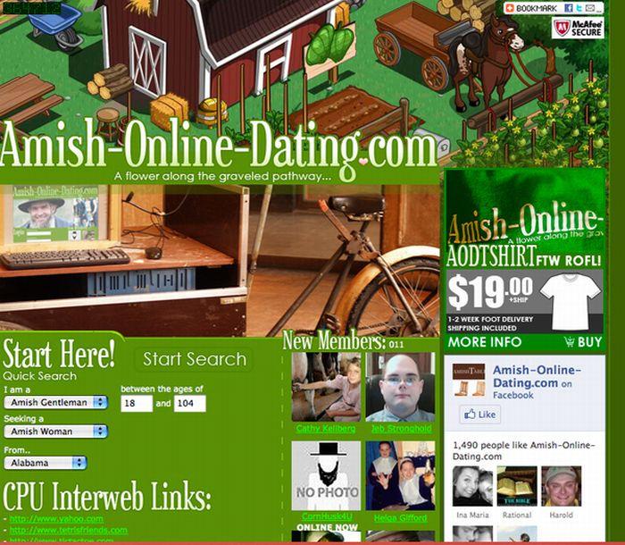 Most Bizarre Dating Websites (25 pics)