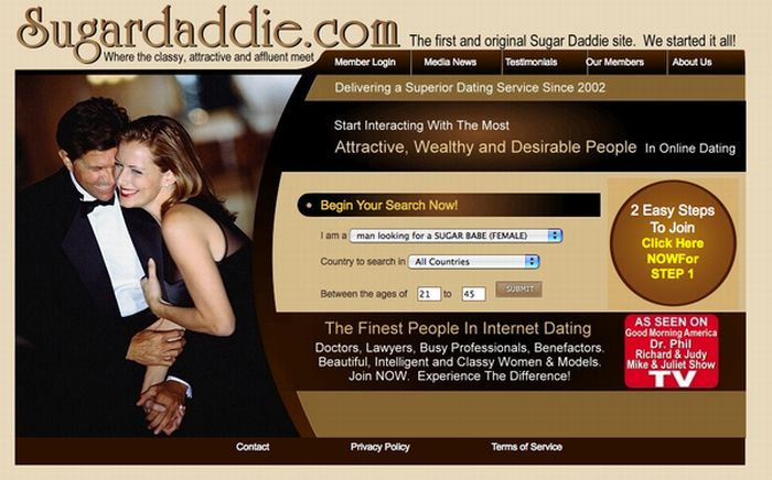 Most obscure dating websites