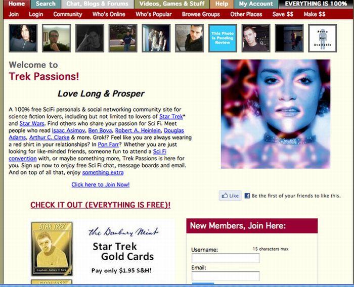 free fun dating websites