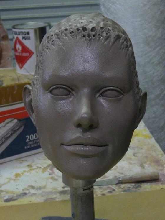 Sarah Kerrigan Sculpture (24 pics)