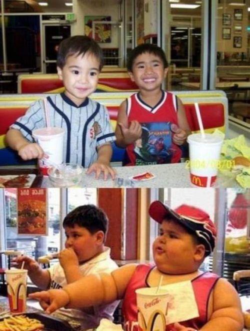 Skinny or Fat. Pick one (18 pics)