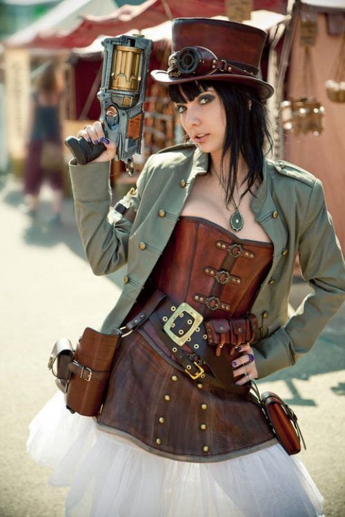 steampunk cosplay ii