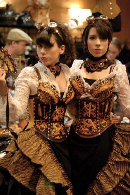 steampunk cosplay ii 2010