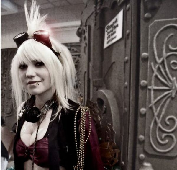 Steampunk Cosplay (29 pics)