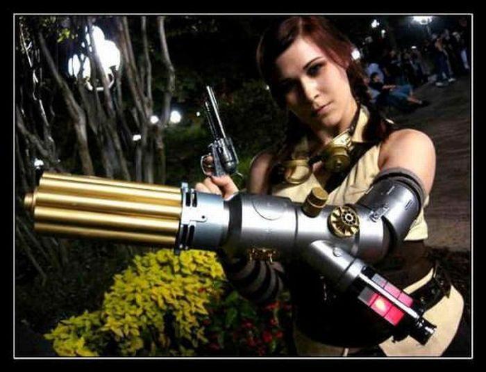 Steampunk Cosplay (29 pics)