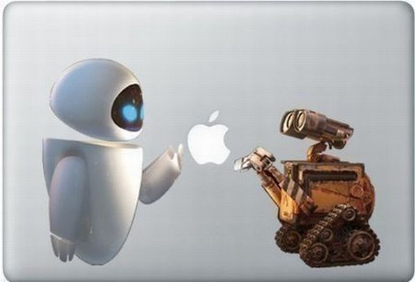 Playing With Apple's Apple. Part 4 (13 pics)