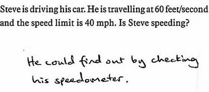 Funny Exam Answers (23 pics)