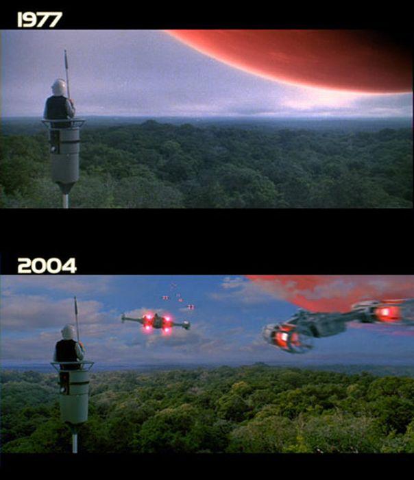New Hope 1977 vs Hew Hope 2004 (122 pics)