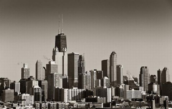 Skylines of Large Cities (16 pics)