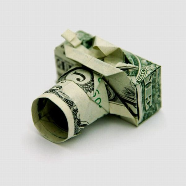Money Origami (20 pics)