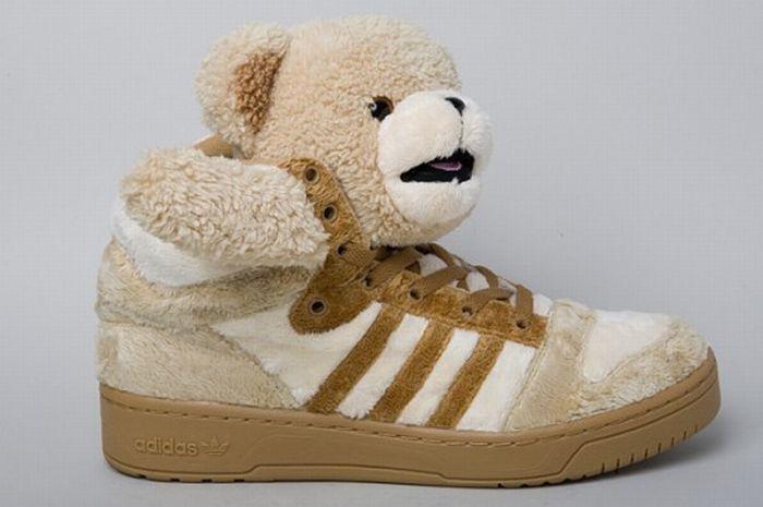 Adidas Teddy Bears Edition (8 pics)