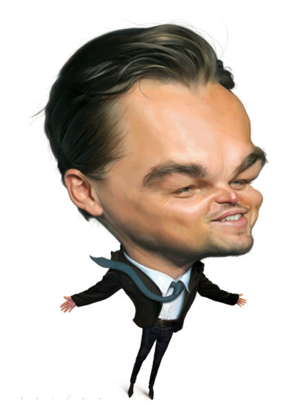 Funny Drawings of Famous People (25 pics)