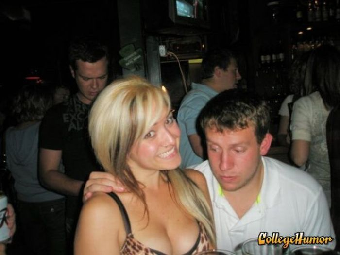 People Caught Staring (27 pics)