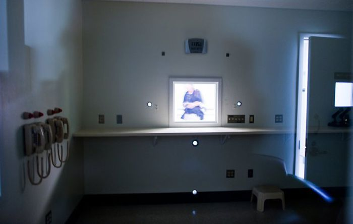 New Lethal Injection Chamber in San Quentin (15 pics)