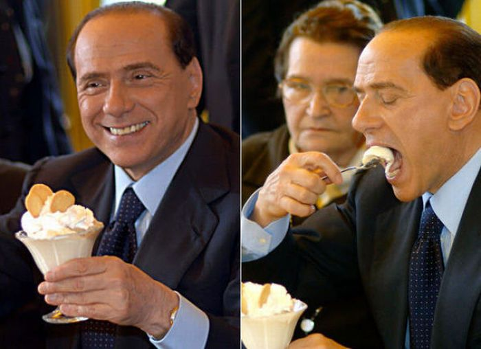 World Leaders and Famous Politicians Love Ice Cream (44 pics)