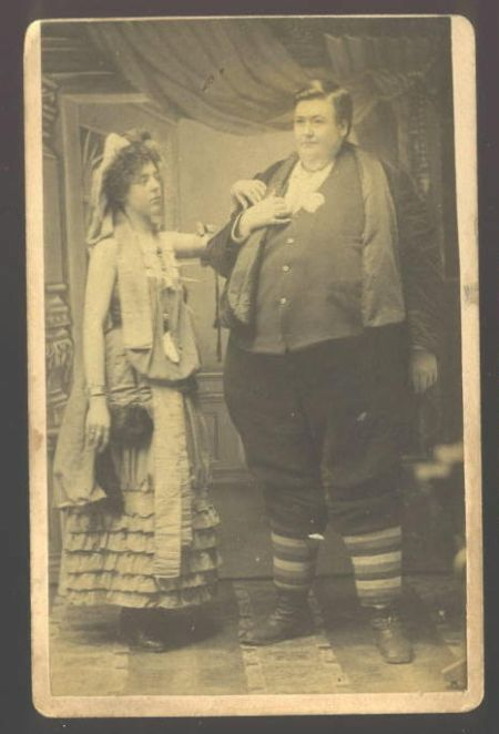 Circus Freaks of the Past (25 pics)