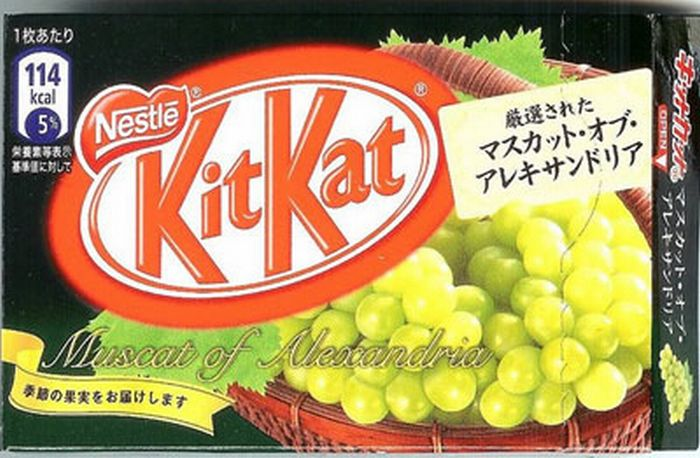 Kit Kat Varieties From Around The World (35 pics)