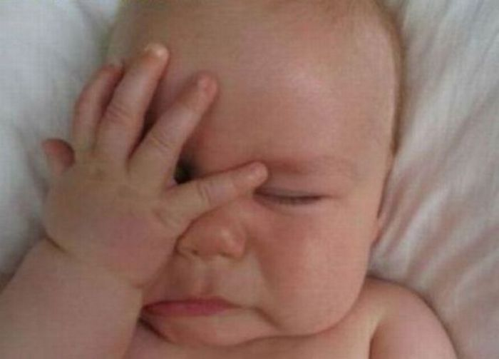 Hilarious Facepalms (40 pics)