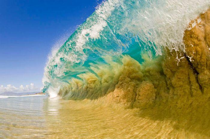 The Creation of the Shorebreak Art by Clark Little (16 pics)