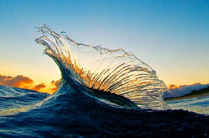 The Creation of the Shorebreak Art by Clark Little (16 pics)