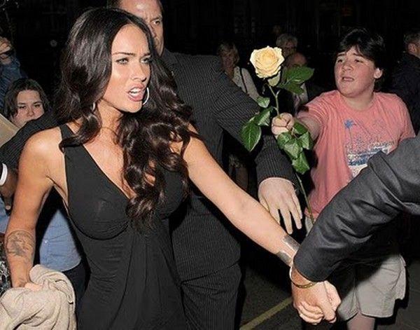 Celebrity Photobombs (11 pics)