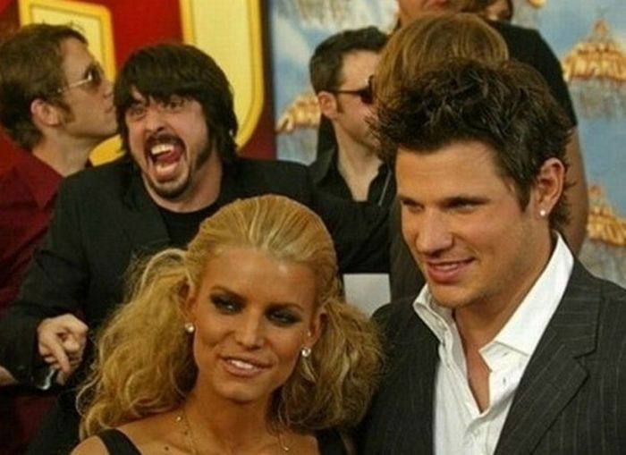 Celebrity Photobombs (11 pics)