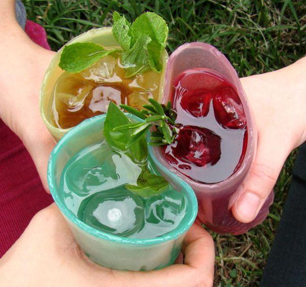 Edible Jello Shot Cups