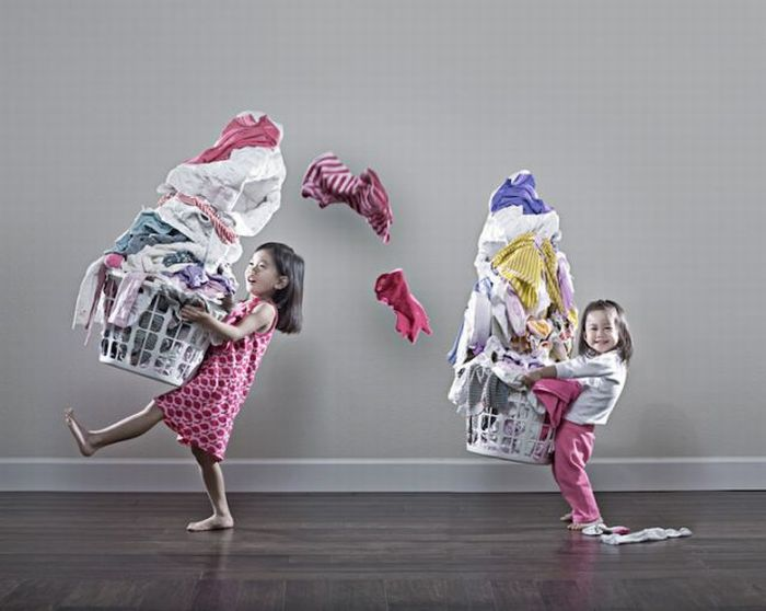 Kids Doing Crazy Things (20 pics)