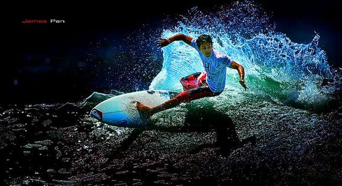 Beautiful Surfing Photos (46 pics)