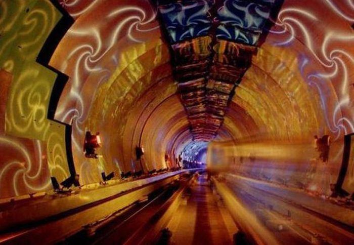 Beautiful Subway (22 pics)