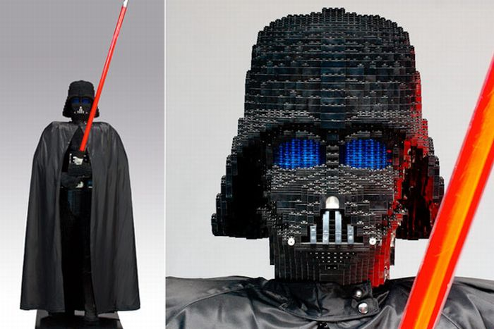 Darth Vader Tribute (21 pics)