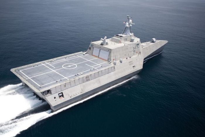 USS Independence (15 pics)