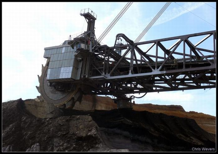 Bagger 288. World's Largest Vehicle (20 pics)
