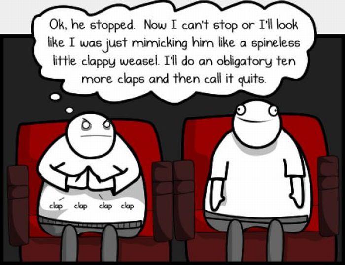 Clapping Along (8 pics)