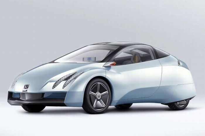 Japanese Concept Cars of the Last 50 Years (66 pics)