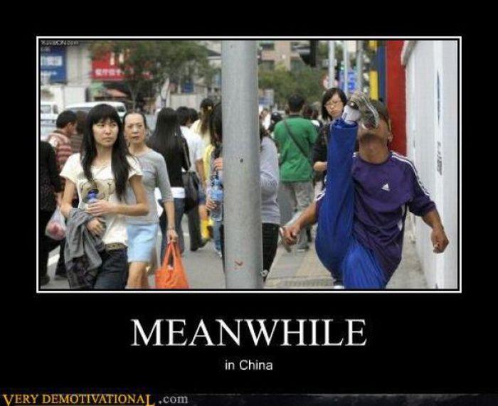 Funny Demotivational Posters (30 pics)