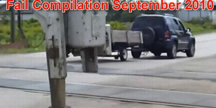 Fail Compilation September 2010