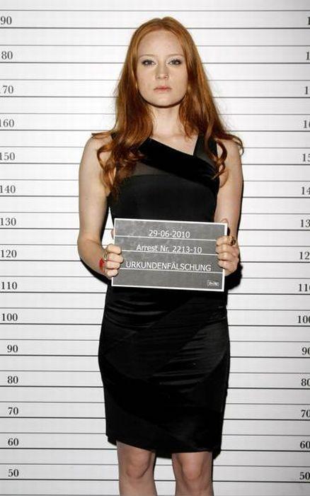 The 50 Hottest German Women (57 pics)