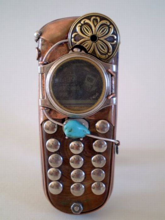 Awesome Steampunk Handworks (85 pics)