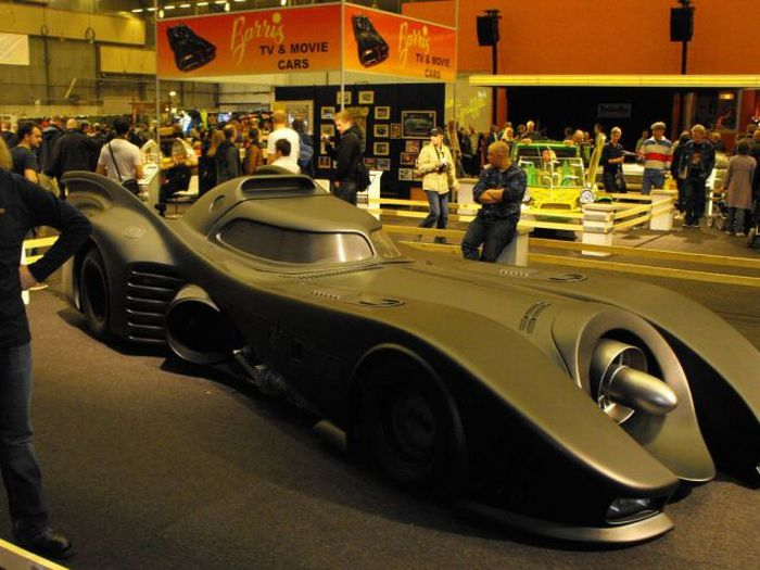 Famous Movie Cars Fast