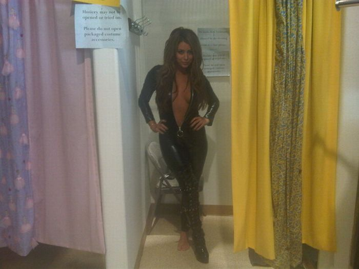 The Best of Aubrey O'Day Twitter Photos (20 pics)