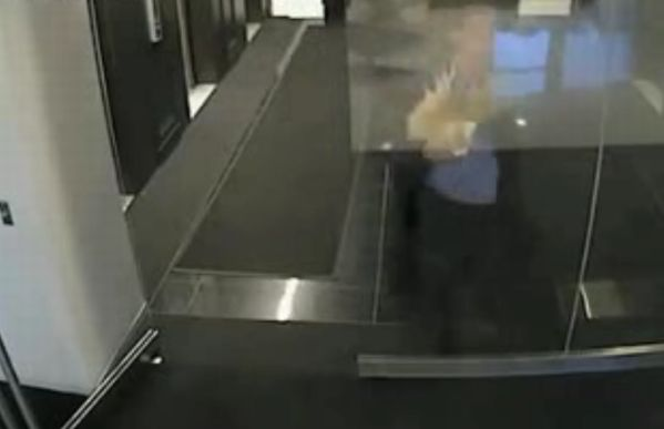 Glass Doors are Evil