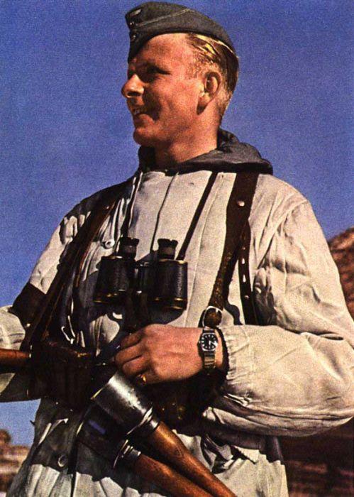 WW2 in Color (45 pics)