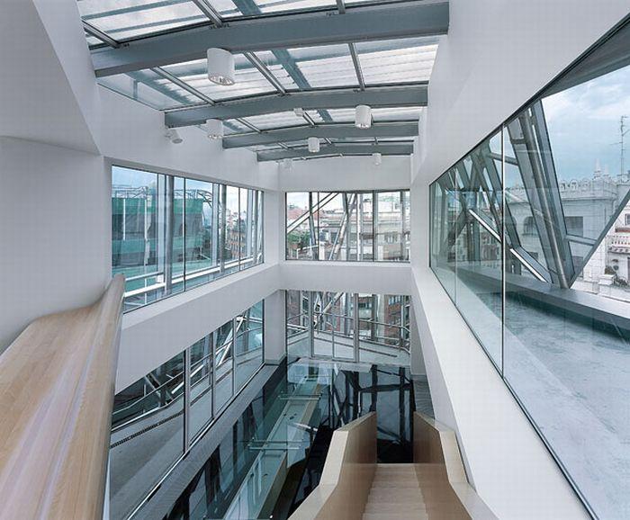 Basque Health Department Headquarters (16 pics)
