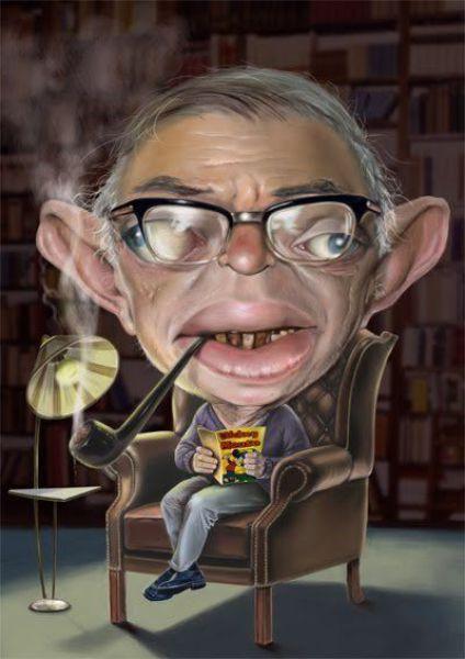 Funny Illustrations by Patrick Strogulski (44 pics)